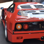 Ferrari F40 For Sale Australia in red
