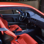 Ferrari F40 For Sale Australia interior