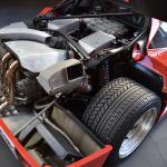 Ferrari F40 For Sale Australia underbody
