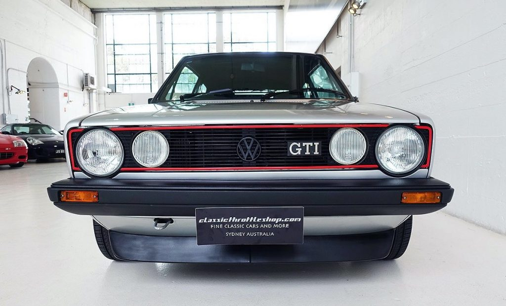 Golf GTI Mk1 Grill 2