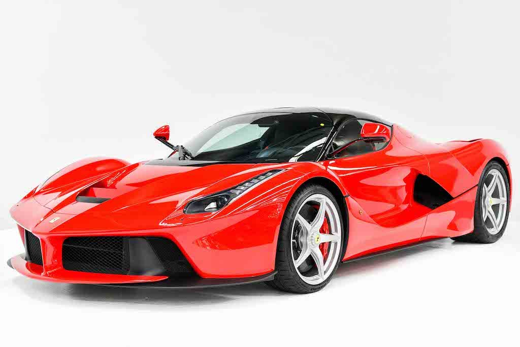 Ferrari LaFerrari for sale front 2