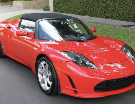 Tesla Roadster Sport Australia for Sale in Red
