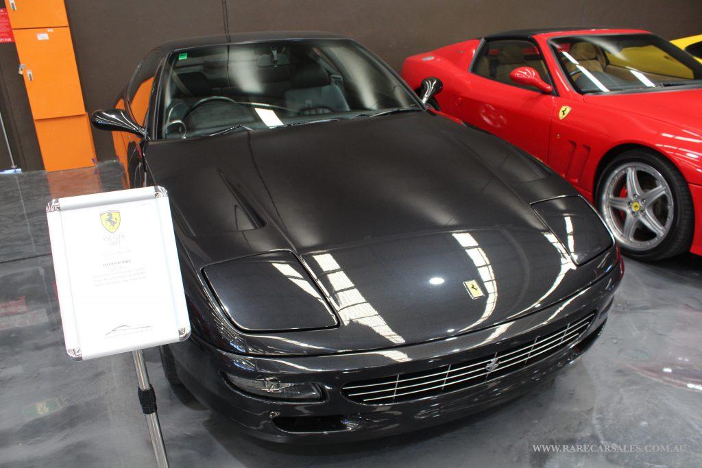 1997 456 GTA