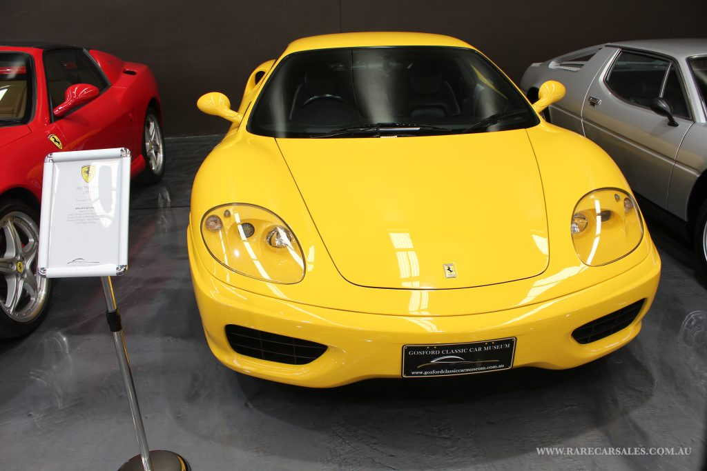 1999 360 Modena
