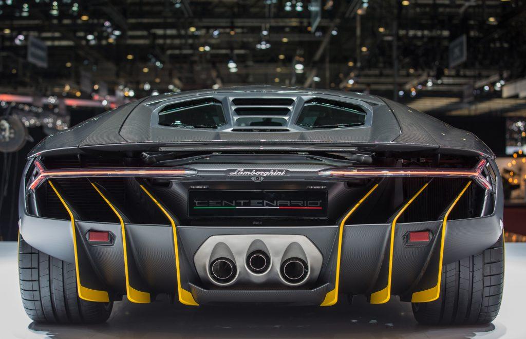 Lamborghini Centenario Revealed , Rare Car Sales