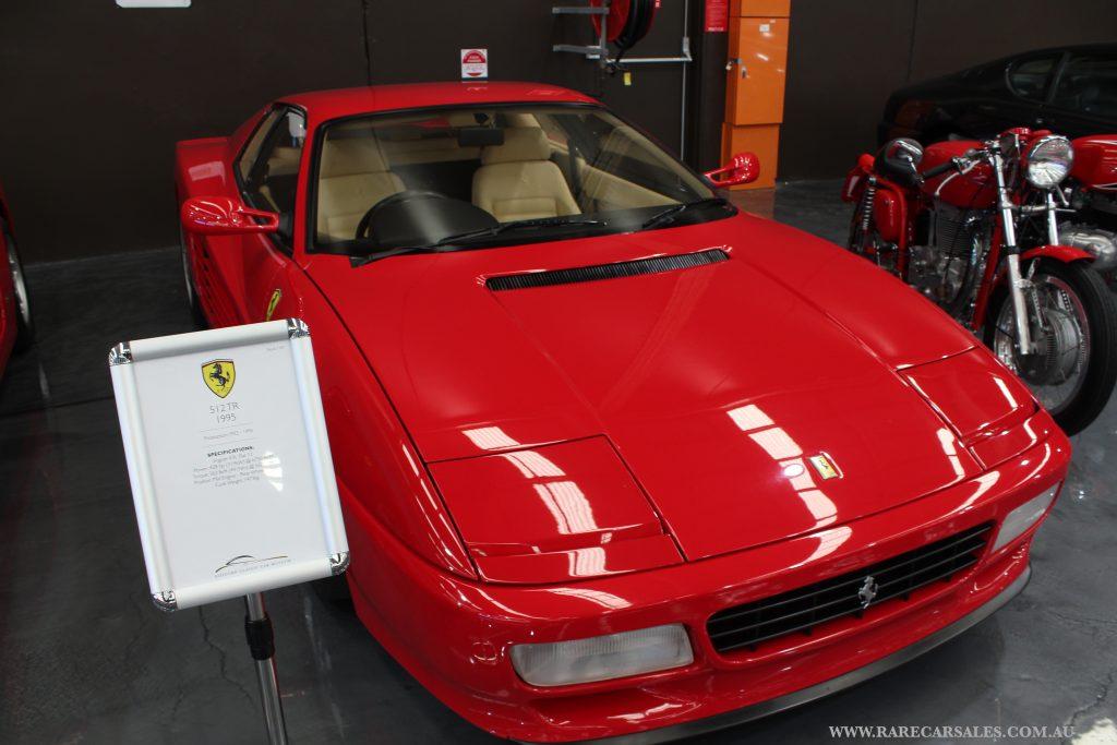 Ferrari 512 TR 1995