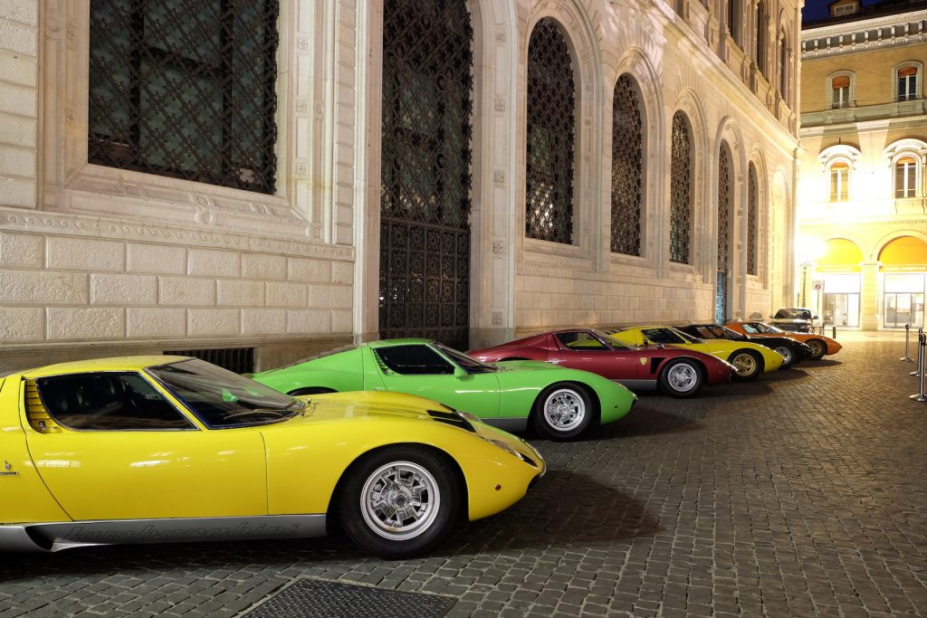 Lamborghini-Museum-Renovation-Miuras-5