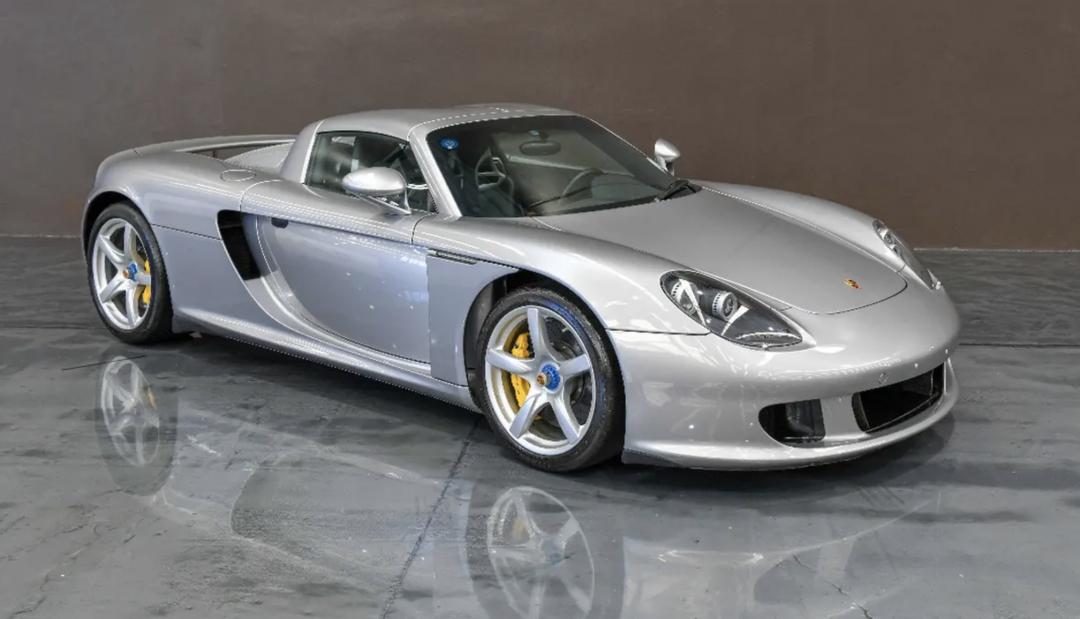 Porsche Carrera GT For Sale Australia