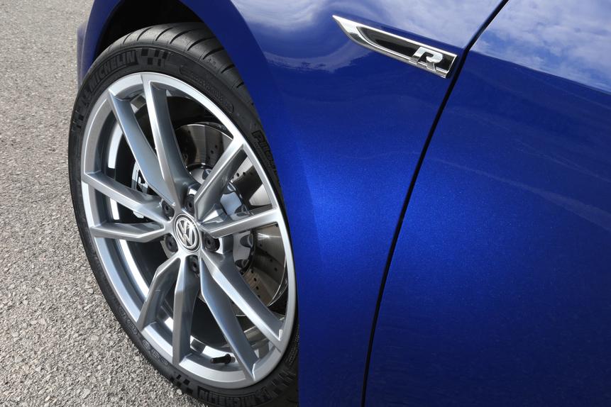 Volkswagen Golf R Special Edition Wolfsburg Wheels