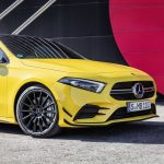 AMG A35 front end