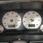 Fast and the Furious Jetta speedometer
