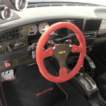 Fast and the Furious Jetta steering wheel