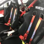 Fast and the Furious Jetta racing seats