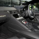 Lamborghini Aventador Miura Homage interior shot