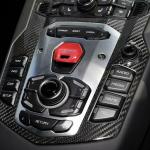 Lamborghini Aventador Miura Homage start button