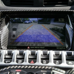 Lamborghini Aventador Miura Homage reverse camera