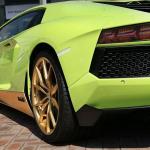 Lamborghini Aventador Miura Homage rear end