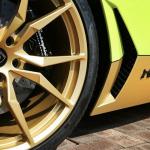 Lamborghini Aventador Miura Homage wheels