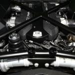 Lamborghini Aventador Miura Homage Engine