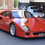 Ferrari F40 For Sale Australia front 2