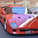 Ferrari F40 For Sale Australia front 3