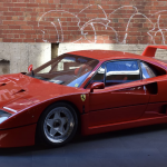 Ferrari F40 For Sale Australia side view