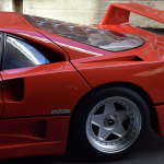 Ferrari F40 For Sale Australia rear quarter