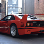 Ferrari F40 For Sale Australia rear angle