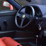 Ferrari F40 For Sale Australia steering wheel