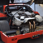 Ferrari F40 For Sale Australia with roof lifted