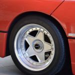 Ferrari F40 For Sale Australia rear wheel
