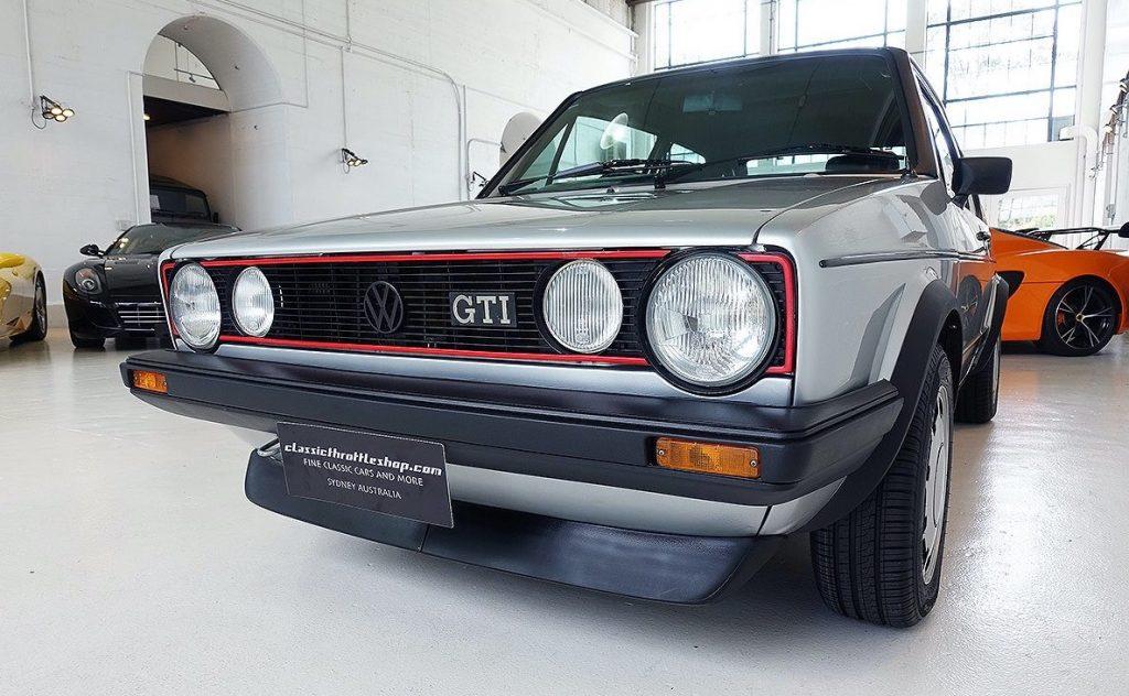 Golf GTI Mk1 Front End