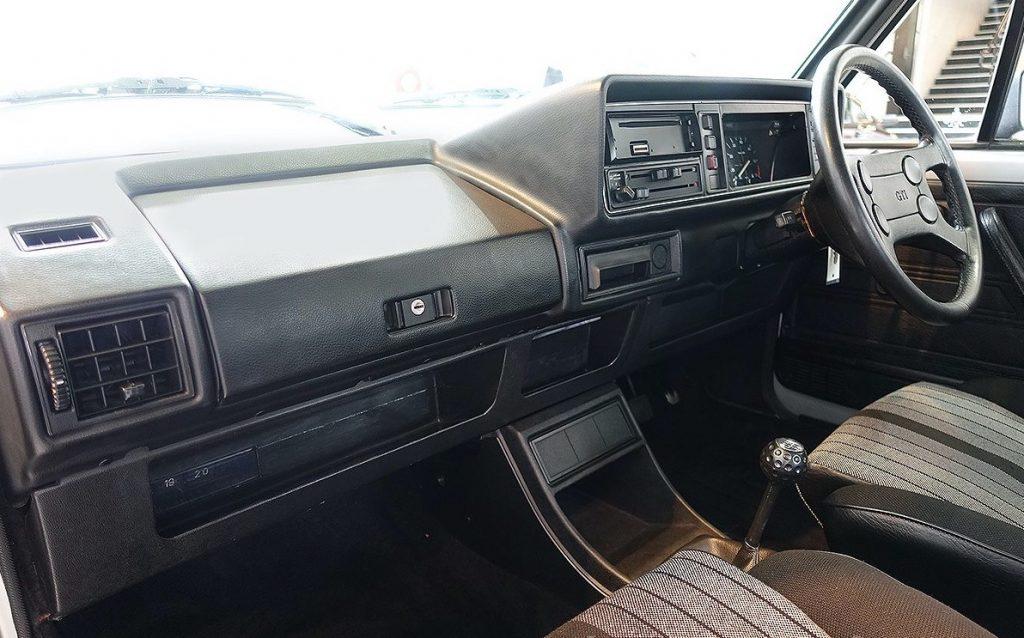 Golf GTI Mk1 Interior and Seats